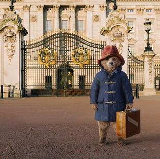 Paddington the movie star from darkest Peru - but without the voice of Colin Firth