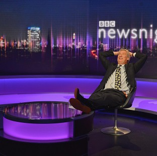 Paxo weathers last Newsnight stint