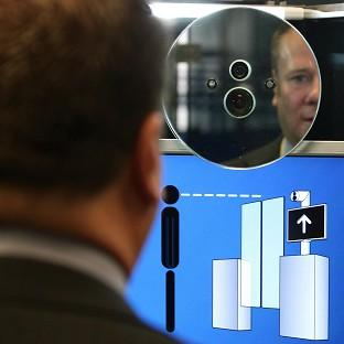 Facial recognition software - similar to that in use by the UK Border Agency at Manchester Airport - could be used on family photographs to diagnose genetic diseases