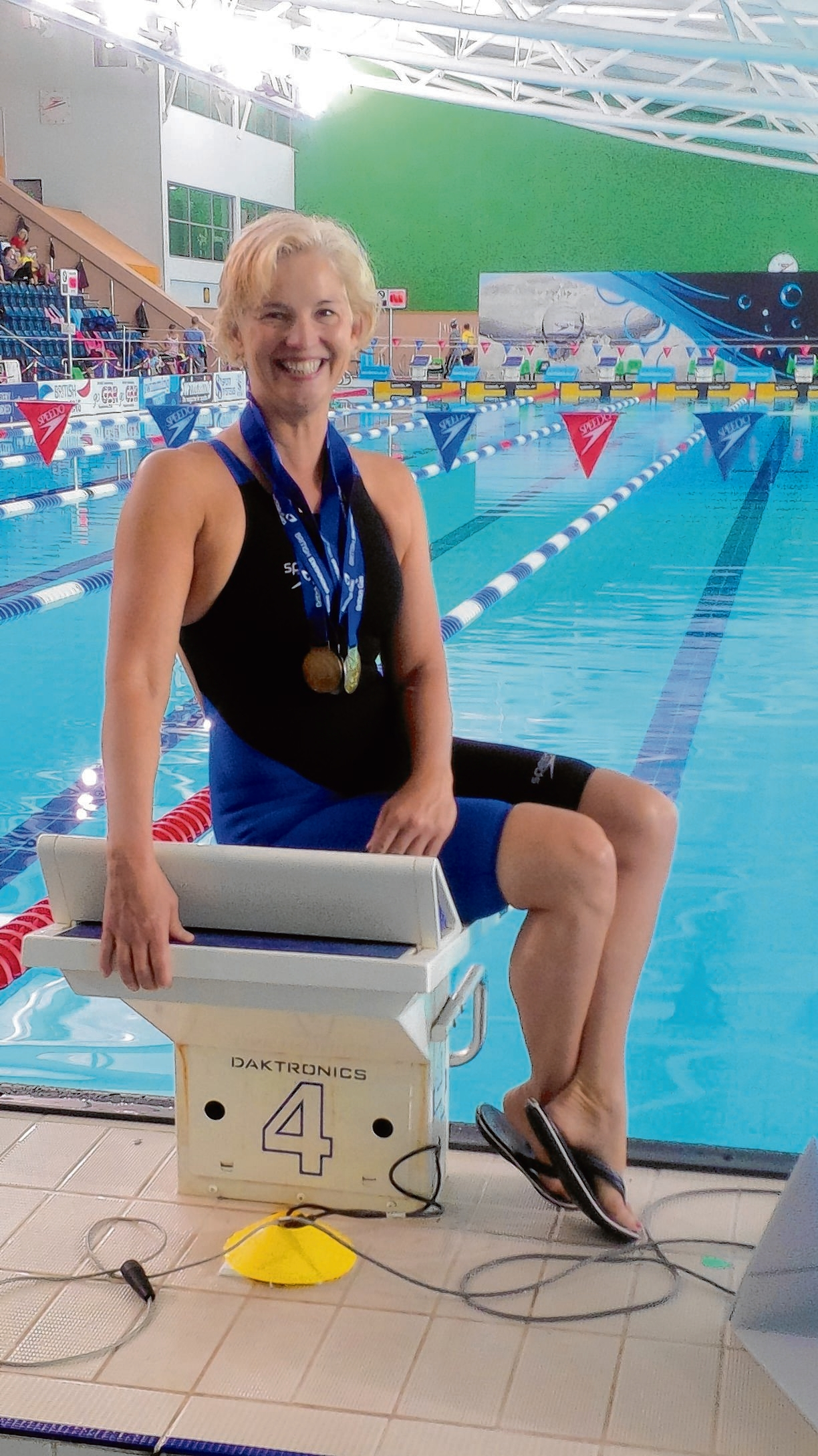 National success for Ueckermann