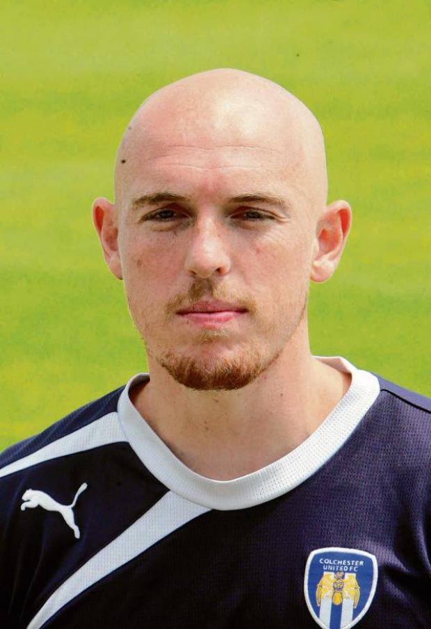 Halstead Gazette: Clohessy jumped at the chance to sign for U's