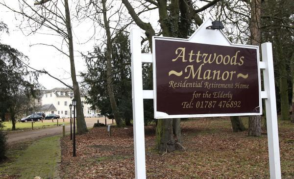 Halstead Gazette: Attwoods Manor