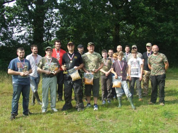 Fishing competition raises vital funds for charity