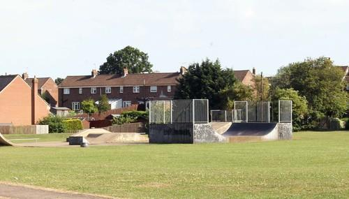 Halstead skate park to be repaired