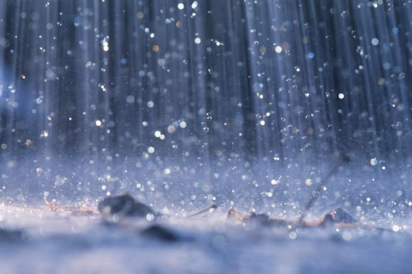 Weather warning as downpour is expected