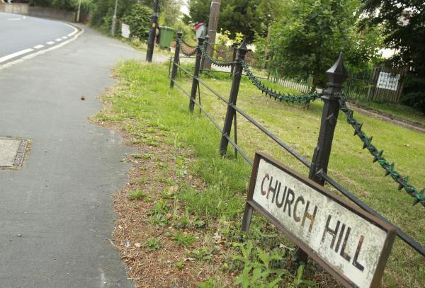 The repair works were due to be carried out in Church Hill, Earls Colne