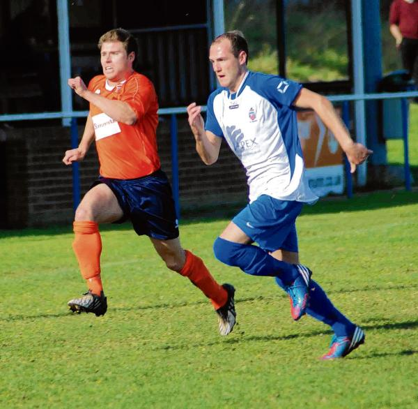 Marvell racks up appearance record for FC Clacton