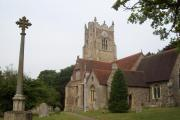 St Andrew's churchyard in Great Yeldham formally closed