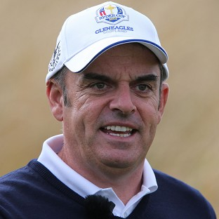 Paul McGinley will name his wild card selections on Tuesday