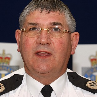 Former assistant chief constable Ron Hogg has called for drug policies to be changed