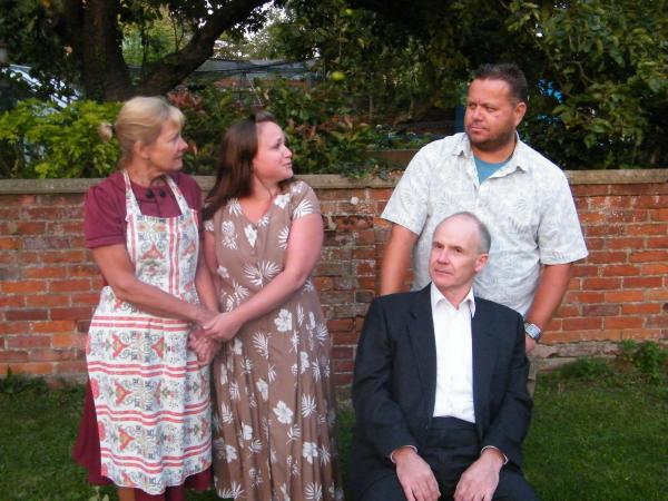 The cast of All My Sons