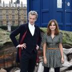 Halstead Gazette: Doctor Who stars Peter Capaldi and Jenna Coleman