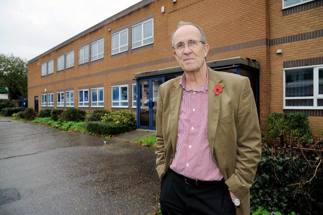 Southend council leader Ron Woodley