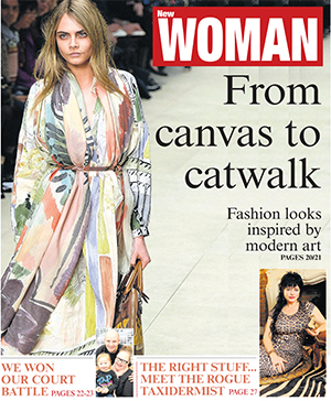 Halstead Gazette: Gaz New Woman 17 11 14