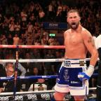 Halstead Gazette: Tony Bellew, pictured, beat Nathan Cleverly