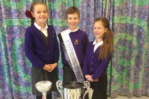 Dancing trio from Earls Colne pick up nine awards in three days