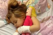 Help family buy three-year-old daughter a wheelchair