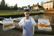 Fish and chips could be on the menu in Finchingfield