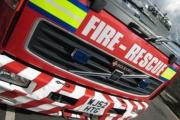 Flat fire in Great Yeldham