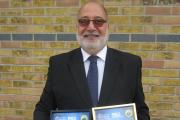 Rochford councillor recognised for his work with Neighbourhood Watch