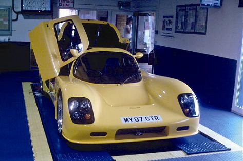 Ultima - the fastest production road car