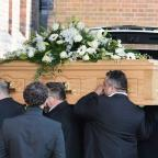 Halstead Gazette: Stars turn out for funeral of 'unforgettable' music producer David Gest