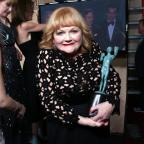 Halstead Gazette: Downton Abbey actress Lesley Nicol reveals the cast are waiting for a script to be written for the film version