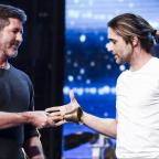 Halstead Gazette: Britain's Got Talent 2016: Viewers couldn't watch as Simon Cowell assisted a crossbow act