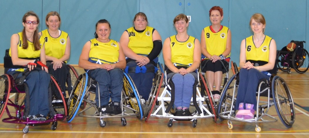 Wheelchair basketball team needs your help to secure funding