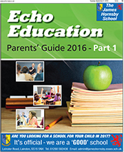 Halstead Gazette: Echo Parents Guide Part 1