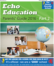 Halstead Gazette: Echo Parents Guide Part 2