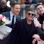 Halstead Gazette: You need to see David Walliams and Simon Cowell's face-swap photo