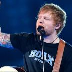 Halstead Gazette: Ed Sheeran back on top after knocking Harry Styles off singles chart summit