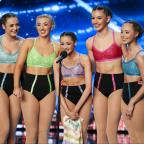 Halstead Gazette: Just Us dance troupe claim Alesha's Golden Buzzer and a slot in the BGT semi-final