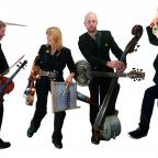 Halstead Gazette: The Churchfitters who kick off the new Bournemouth Folk Club season at the Shelley theatre