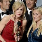 Halstead Gazette: Nicole Kidman and Reese Witherspoon (Chris Pizzello/AP)