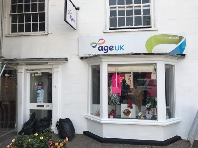 LETTER: Donate your unwanted Christmas gifts to Age UK | Halstead ...