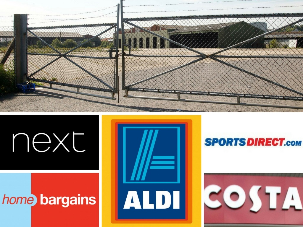 Bid to increase height of Next store at under construction retail park