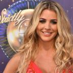 Halstead Gazette: Gemma Atkinson 'nearly cried' over her Strictly Come Dancing training session (Matt Crossick/PA)