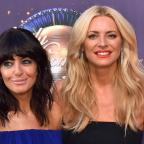 Halstead Gazette: Tess Daly and Claudia Winkleman (Matt Crossick/PA)