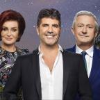 Halstead Gazette: The X Factor judges (Syco / Thames / ITV )