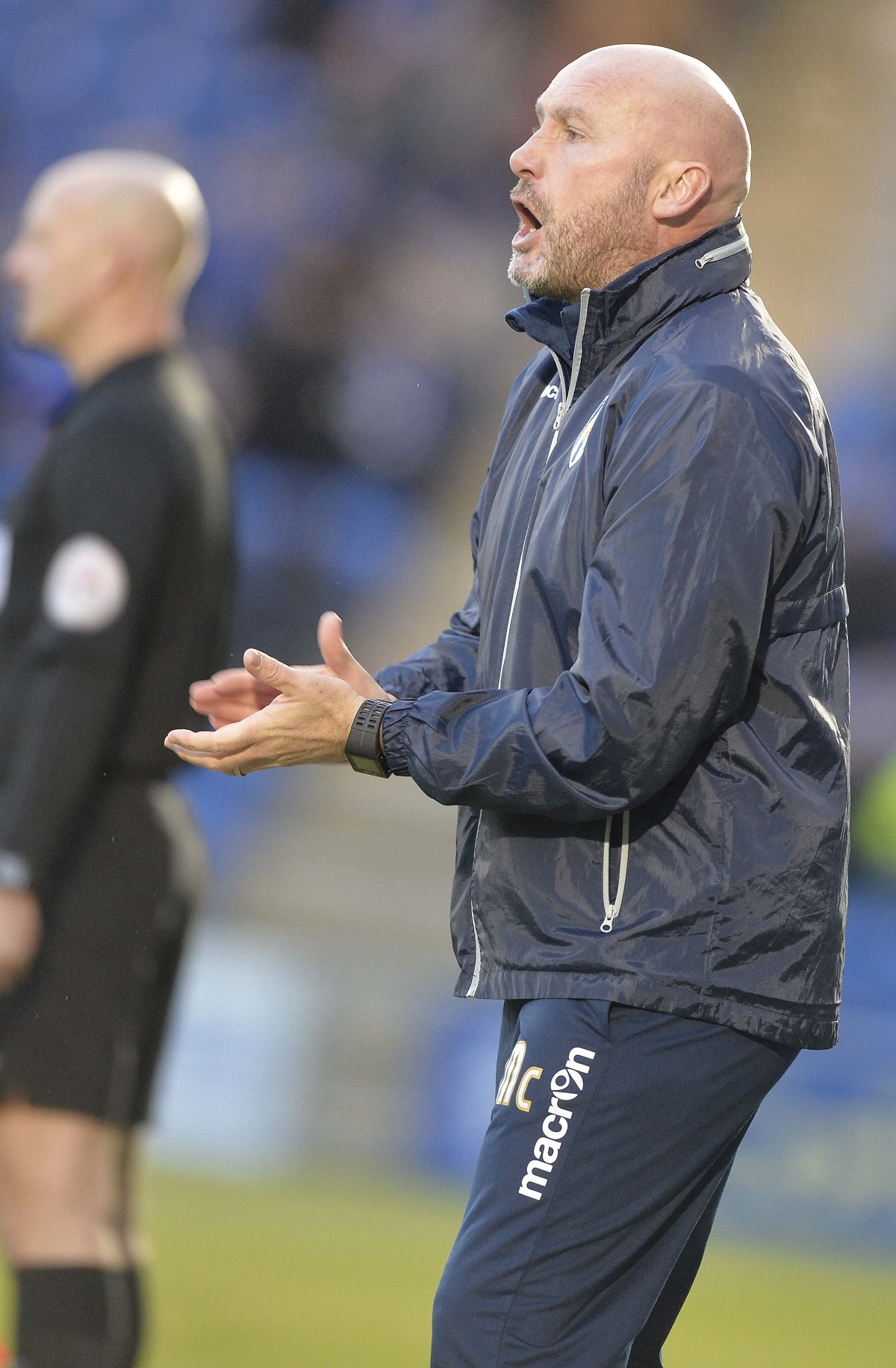 Big win - Colchester United boss John McGreal was delighted with their win over Coventry City