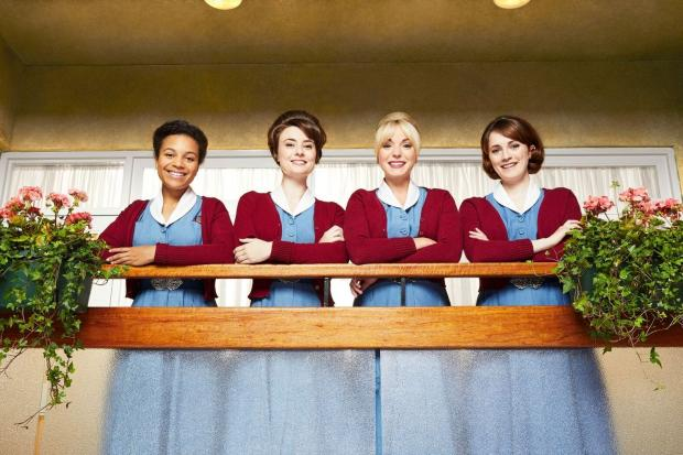Halstead Gazette: Call The Midwife (BBC)