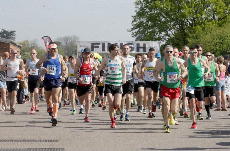 Runners all set for Halstead and Essex marathon