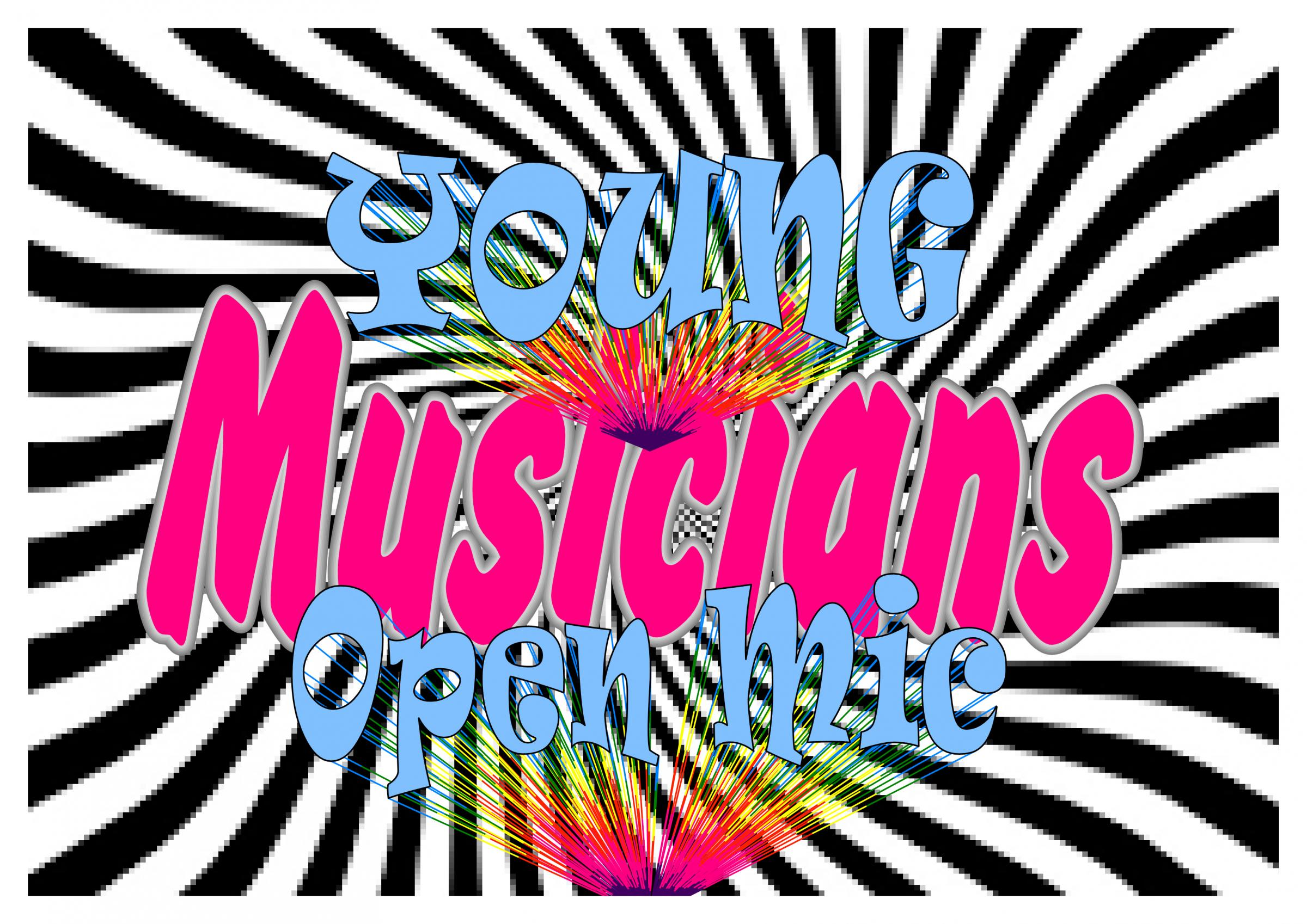 Young Musicians Open Mic