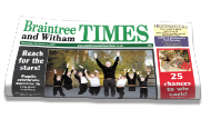 Halstead Gazette: Braintree & Witham Times