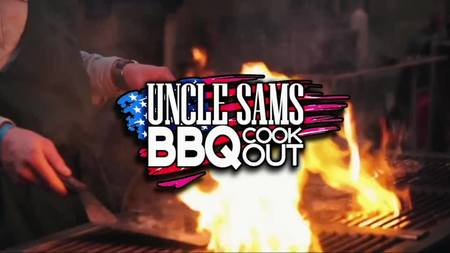 Uncle Sams BBQ Cookout
