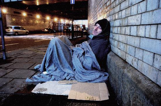 Halstead Gazette: Action group launched to help the homeless