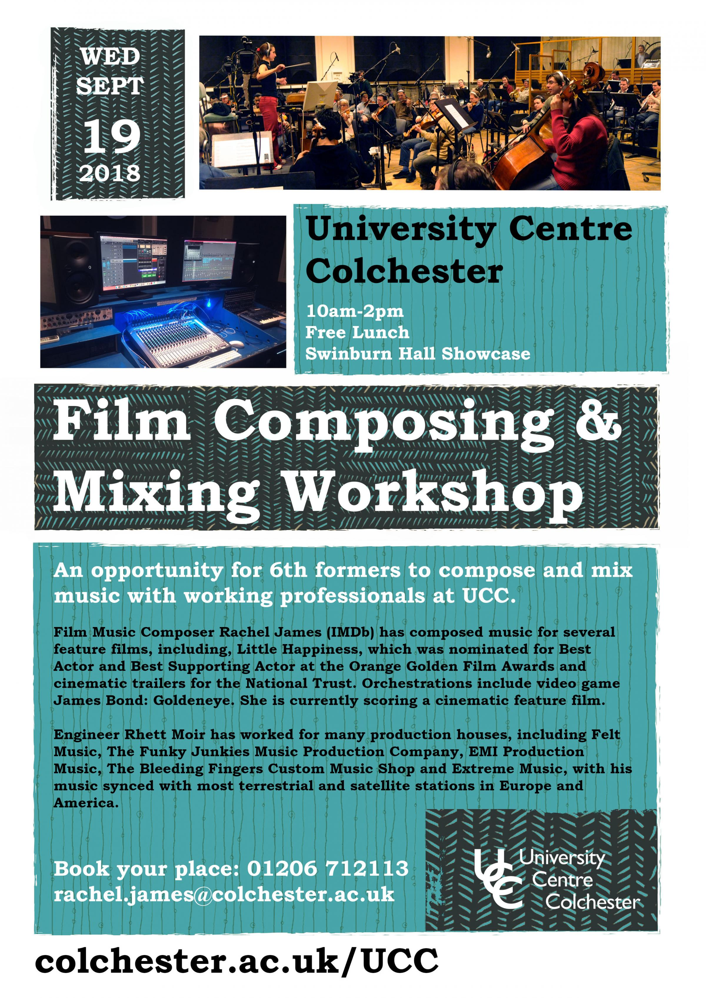 Film Composing and Mixing Workshop