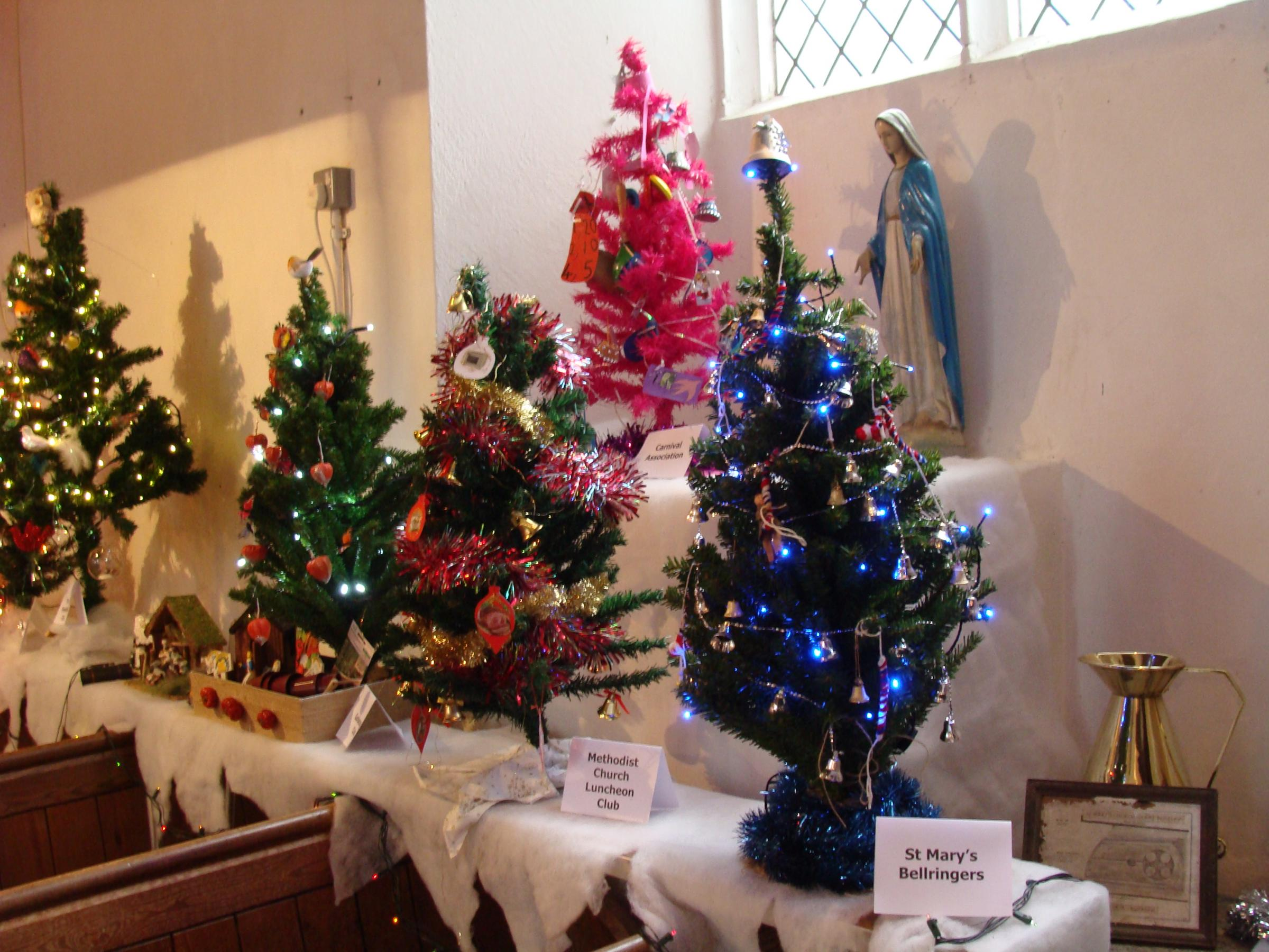 Christmas Tree & Crib Festival
